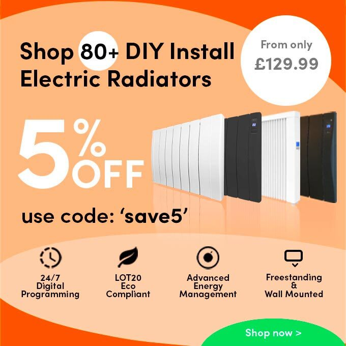 Electric Radiators from only £129.99