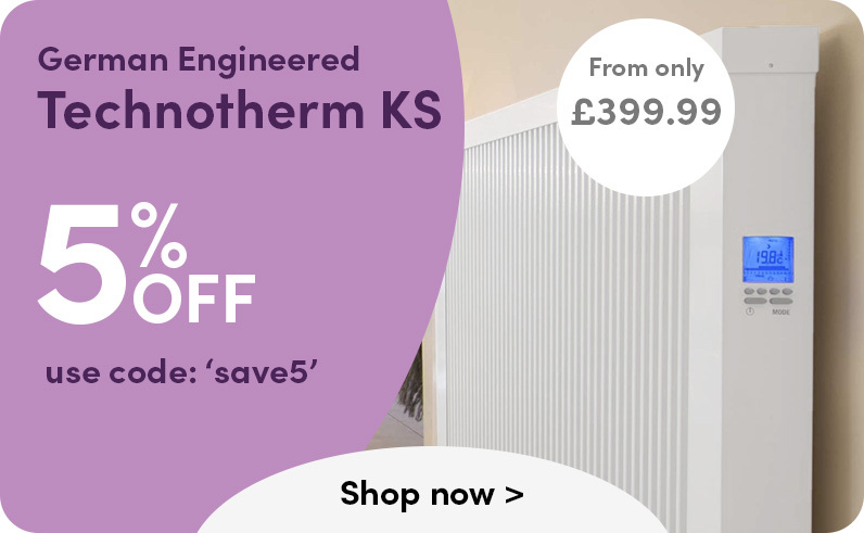 Technotherm from only £399.99