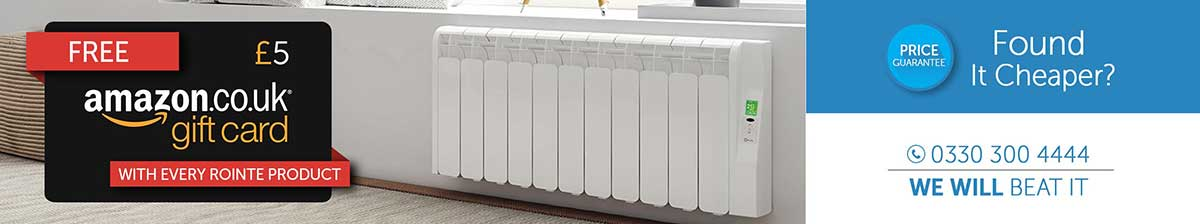 Rointe Kyros Electric Radiators