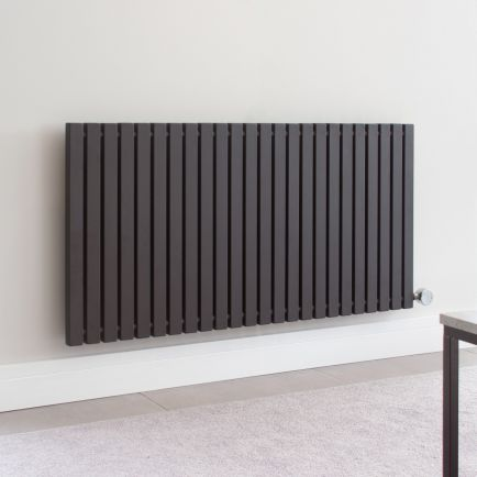 Ecostrad Adesso Designer Electric Radiators - Black