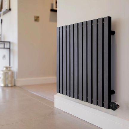 Ecostrad Adesso iQ WiFi Designer Electric Radiators - Black