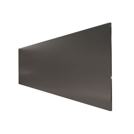 Technotherm ISP Design Glass Infrared Heating Panels - Black 454mm