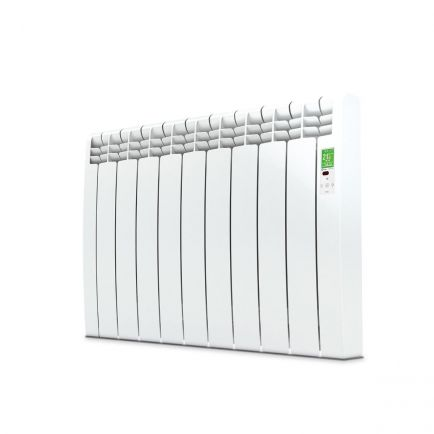 Rointe Delta D Series Electric Radiator - White 990w