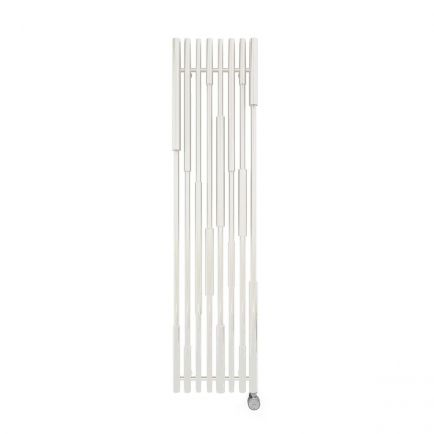 Terma Cane E Vertical Designer Electric Radiator - White 800w (390 x 1600mm)