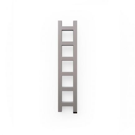 Terma Easy ONE Designer Electric Towel Rail - Grey 200w