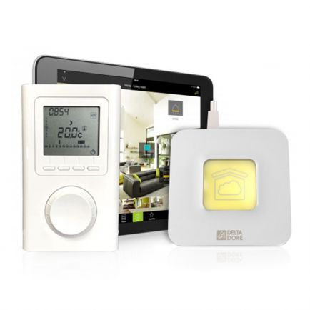 Technotherm Eco Thermostatic Control System
