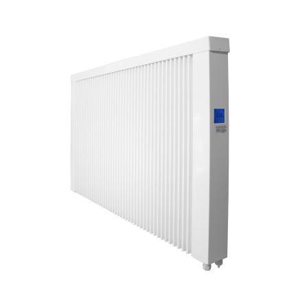 Ecostrad Ecowärme Electric Radiator - White 1500w