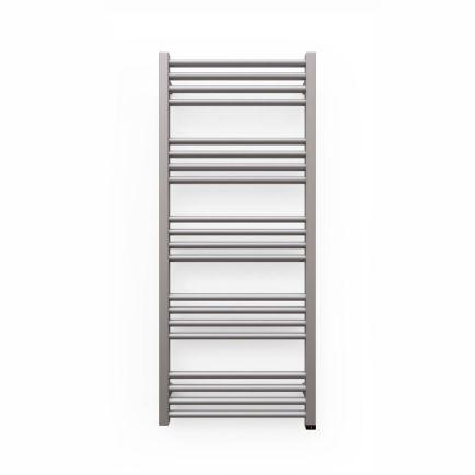 Terma Fiona ONE Designer Electric Towel Rail - Grey 400w (480 x 1140mm)