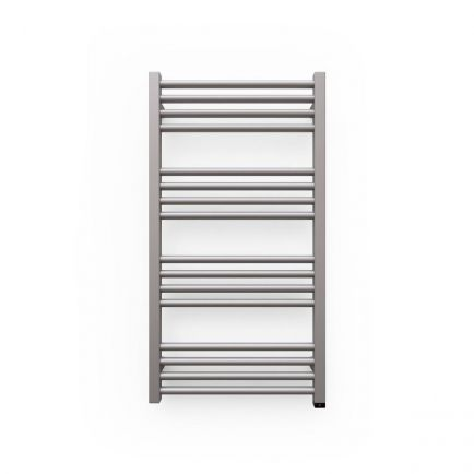 Terma Fiona ONE Designer Electric Towel Rail - Grey 400w (480 x 900mm)