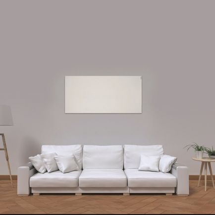 Herschel Select XLS Infrared Heating Panel - White