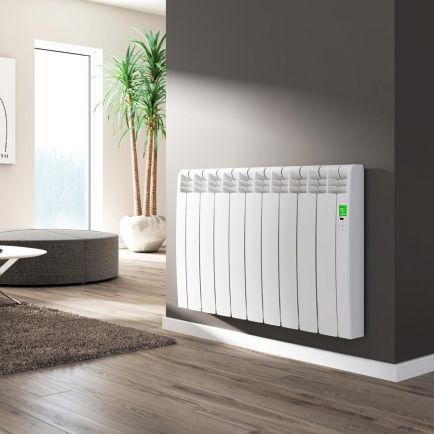 Rointe D Series Electric Radiators - White