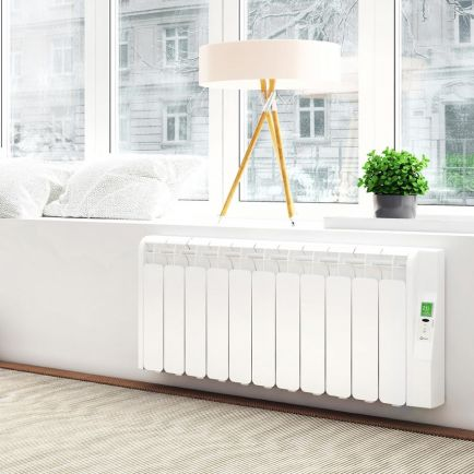 Rointe Kyros Conservatory Electric Radiators - White