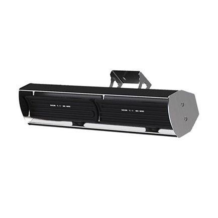 Herschel Advantage IR2 Far Infrared Heater - Black 1300w