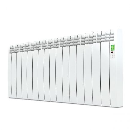 Rointe Delta D Series Electric Radiator - White 1600w