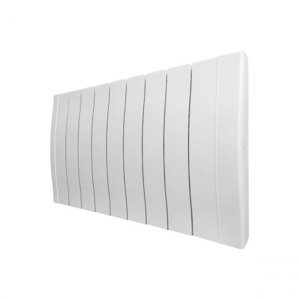 Haverland Designer RC Wave RC9W+ Electric Radiator - White 1400w