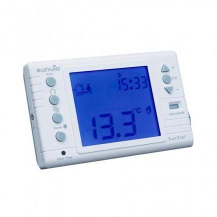 Sunvic SunStat Hardwired Thermostat for Hot Yoga