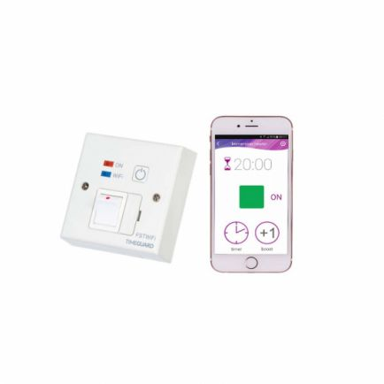 Timeguard WiFi Controlled Fused Spur Time Switch