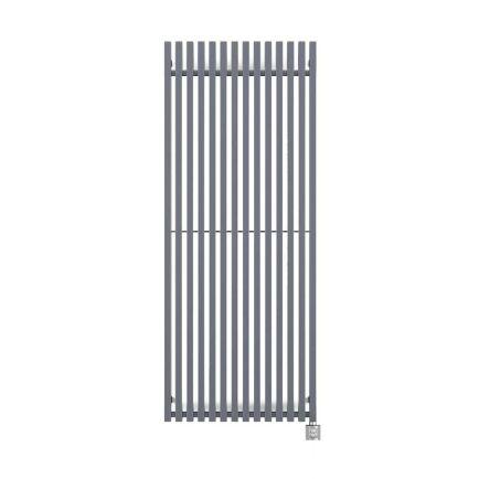 Terma Triga E Vertical Designer Electric Radiator - Anthracite 600w (480 x 900mm)