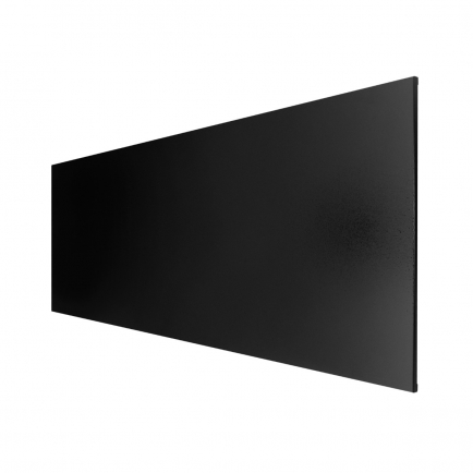 Technotherm ISP Frameless Infrared Heating Panel - Black 1200w (1800 x 600mm)