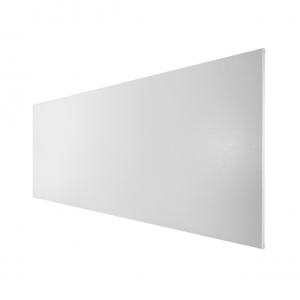 Technotherm ISP Frameless Infrared Heating Panel - White 1200w (1800 x 600mm)