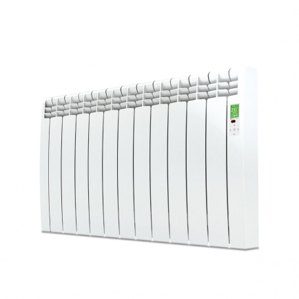 Rointe Delta D Series Electric Radiator - White 1210w
