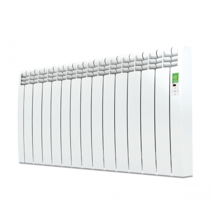 Rointe Delta D Series Electric Radiator - White 1430w