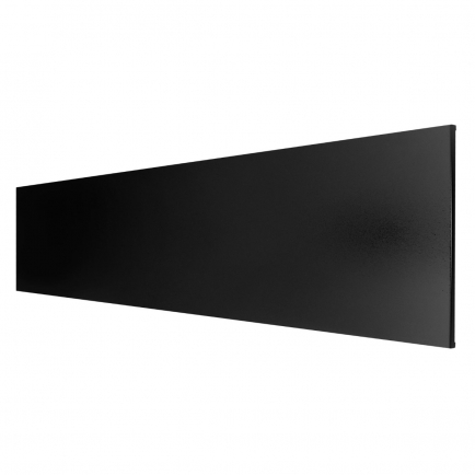 Technotherm ISP Frameless Infrared Heating Panel - Black 850w (1800 x 400mm)