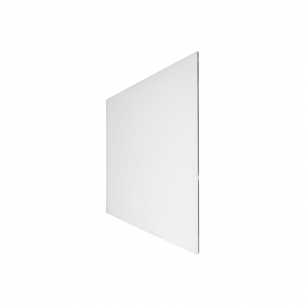 Technotherm ISP Design Glass Infrared Heating Panels – White 690mm