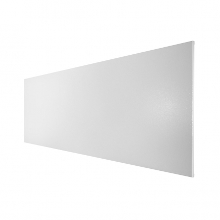 Technotherm ISP Frameless Infrared Heating Panel - White 500w (1200 x 400mm)