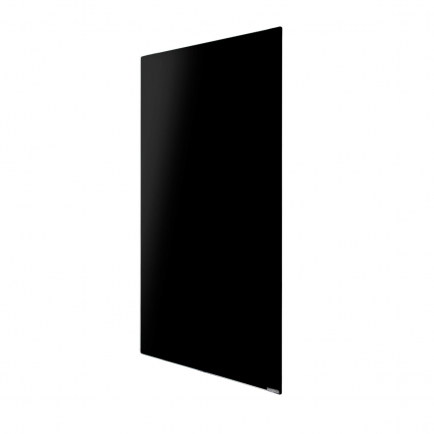Herschel Select XL Glass Infrared Heating Panel - Black 500w (1000 x 600mm)