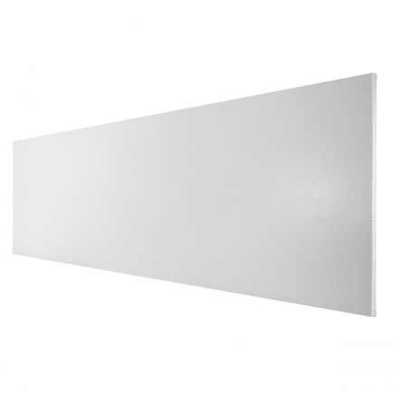 Technotherm ISP Frameless Infrared Heating Panel - White 650w (1500 x 400mm)