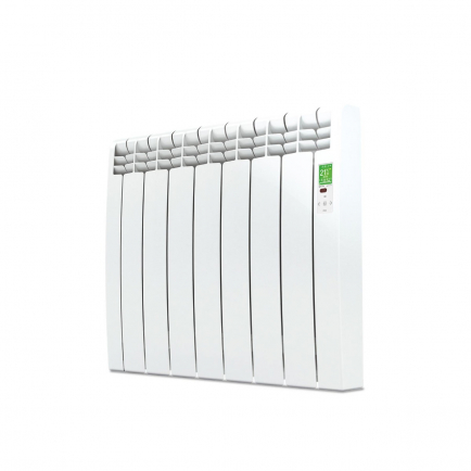 Rointe Delta D Series Electric Radiator - White 770w