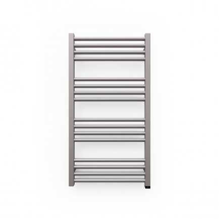 Terma Fiona ONE Designer Electric Towel Rail - Grey 400w (480 x 900mm)
