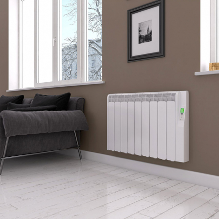 Rointe Kyros Electric Radiators - White
