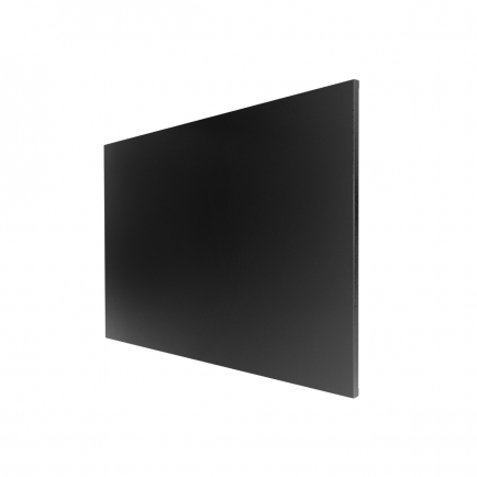 Technotherm ISP Frameless Infrared Heating Panels - Black 600mm