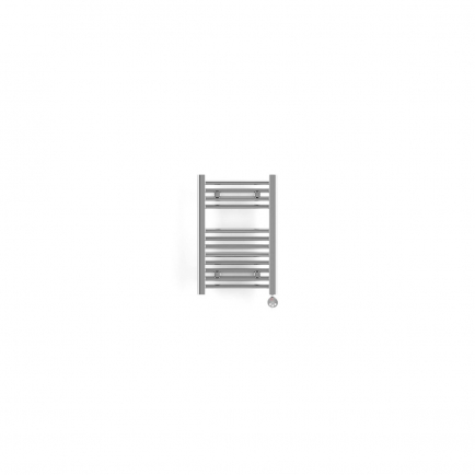 Terma Leo MEG Thermostatic Electric Towel Rail - Chrome 120w