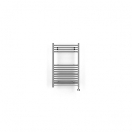 Terma Leo MEG Thermostatic Electric Towel Rail - Chrome 200w