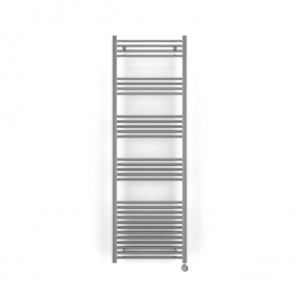Terma Leo MEG Thermostatic Electric Towel Rail - Chrome 600w