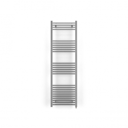 Terma Leo SIM Electric Towel Rail - Chrome 500w