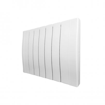 Haverland Designer RC Wave RC7W+ Electric Radiator - White 1100w