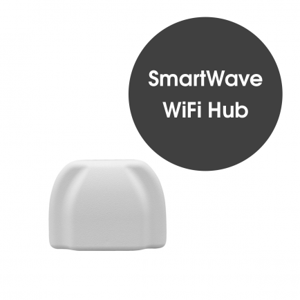 Haverland SmartWave Electric Radiators - SmartBox WiFi Hub