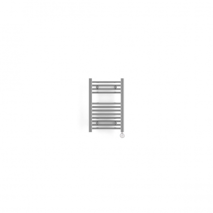 Terma Leo MOA Thermostatic Electric Towel Rail - Chrome 120w