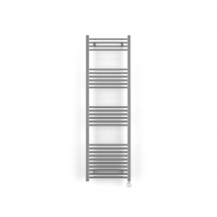 Terma Leo MOA Thermostatic Electric Towel Rail - Chrome 400w