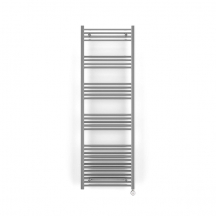 Terma Leo MOA Thermostatic Electric Towel Rail - Chrome 600w
