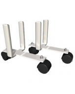 Electrorad Aero-Flow Electric Radiator Casters