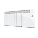 Rointe Kyros Conservatory Electric Radiator - White 1100w