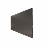 Technotherm ISP Design Glass Infrared Heating Panel - Black 350w (1050 x 454mm)
