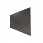 Technotherm ISP Design Glass Infrared Heating Panel - Black 450w (1030 x 690mm)