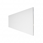 Technotherm ISP Design Glass Infrared Heating Panel - White 750w (1330 x 690mm)