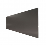 Technotherm ISP Design Glass Infrared Heating Panel - Black 950w (1630 x 690mm)